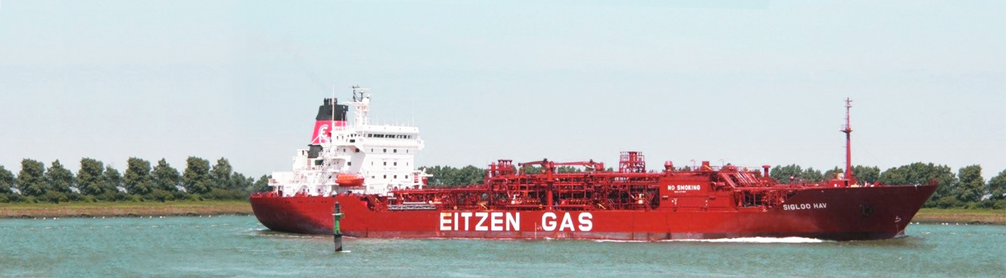 Advanced Course for officers serving on gas tankers